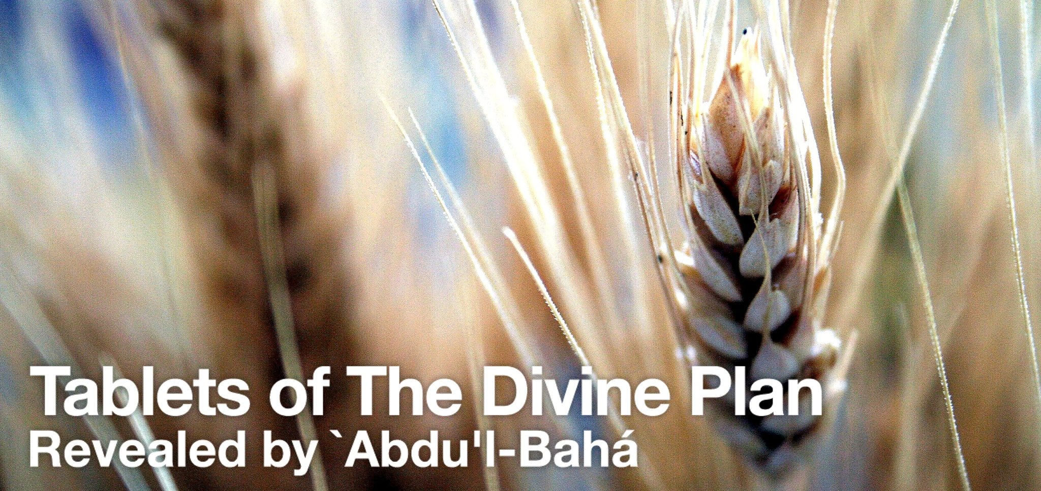 Tablets of the Divine Plan - First Four Tablets Free